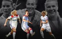 Joueuse UEFA de la saison - Trois Lyonnaises dans la short-list
