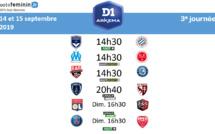 #D1Arkema - Le programme de la 3e journée : BORDEAUX - MONTPELLIER à l'affiche