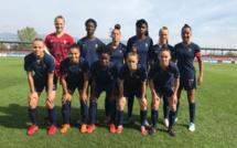 U19 (Qualifications) - La FRANCE reçue trois sur trois