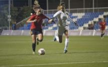U20 - Les Françaises battues par l'ESPAGNE
