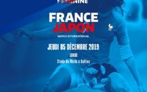 U17 - Vingt joueuses pour FRANCE - JAPON