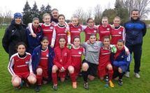 Coupe Nationale U15F - Groupe A : BRETAGNE et AQUITAINE qualifiées