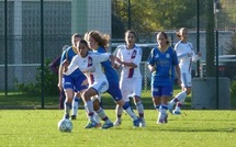 Challenge National U19F - MONTPELLIER - LYON : gare aux vaincues !
