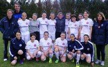 Coupe Nationale U15F - Groupe B : MEDITERRANEE et NORD PAS DE CALAIS qualifiés