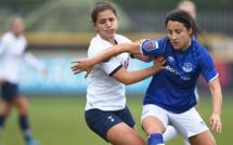 """ANGLETERRE - Maeva CLEMARON (Everton) : """"La chance de connaitre des structures aussi professionnelles"""""""
