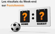 Résultats du week-end - Le titre de D1 se jouera le 2 juin, HENIN se rapproche de la D2, ARRAS fait le chemin inverse
