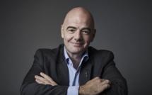 """FIFA - Gianni INFANTINO veut """"accélérer la croissance du football féminin"""" d'ici 2023"""