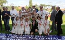 Challenge national U13F - Entente Calais remporte le premier trophée