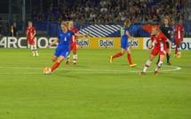 Bleues - FRANCE - CANADA : quelques chiffres avant la rencontre