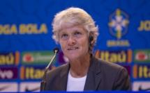 Tournoi de France - PAYS-BAS - BRESIL : les réactions de SUNDHAGE, WIEGMAN et HONEGGER