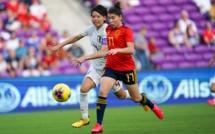 SheBelieves Cup - L'ESPAGNE débute bien face au JAPON