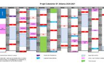#D1Arkema - Un projet de calendrier pour la saison 2020-2021 validé par le COMEX