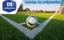Matchs de préparation : le programme à venir