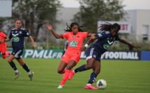 Coupe de France - Le PSG réagit après la pause face à BORDEAUX