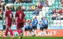 L'ESTONIE s'impose dans le premier match international de sélections depuis 5 mois