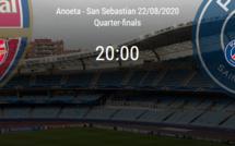 Ligue des Champions - ARSENAL - PSG : les chiffres d'avant-match