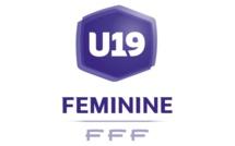 Championnat U19F - J1 : Les résultats