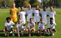 U20F - Défaite de la sélection face au PSG en amical