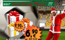 Educateurs - C'est Noël avant l'heure chez COACHING PLAYER...