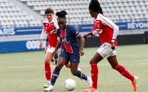 """#D1Arkema - Sandy BALTIMORE (PSG) : """"Pour l'instant, il y a la Coupe du monde avec les U20"""""""