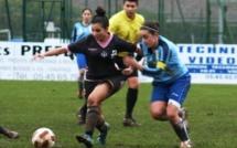 U19 - L'ASJ SOYAUX et le TOULOUSE FC dos à dos