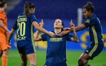 Ligue des Champions (Seizième) - L'OL finit bien l'année 2020