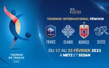 Tournoi de France - NORVEGE, SUISSE et ISLANDE au programme