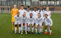 U19F - La sélection s'impose face à GUINGAMP