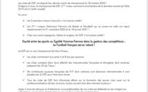 #D2F - Les clubs réclament une égalité de traitement