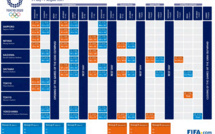 JO - Le tournoi féminin débutera le 21 juillet