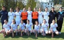 Coupe Nationale U15F - Groupe A : ALSACE et BRETAGNE qualifiées