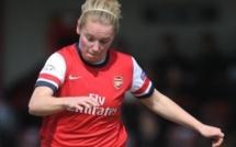 ANGLETERRE - Kim LITTLE élue meilleure joueuse du championnat
