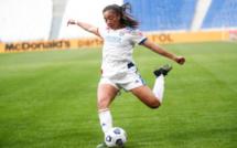 L'OL perd Selma Bacha sur blessure contre Bröndby dès la 11ème minute