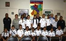 Coupe Nationale U15F - retour vidéo avec l'Auvergne et la Réunion