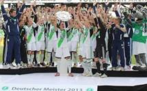 ALLEMAGNE - WOLFSBURG sacré champion