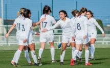 U23 - Dix-huit joueuses en stage à Puymoyen