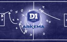 #D1Arkema - Les statistiques de la 17e journée