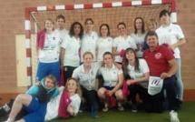 Championnat de France de Futsal Universitaire - L'université de ROUEN double la mise