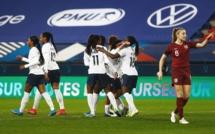 Bleues - Une victoire référence face à l'Angleterre