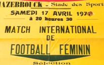 Bleues - 17 avril 1971 : il y a 50 ans, premier match reconnu par la FFF