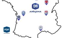 #D1Arkema - Les relégations maintenues, seulement dix équipes en 2021-2022 ?