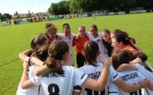 Coupe Nationale U15F - BRETAGNE et ALSACE en finale
