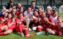 Coupe Nationale U15F - L'ALSACE décroche son premier trophée