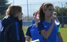U16 - Un stage de 28 joueuses pour finir la saison