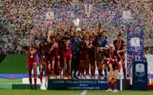 Etranger - Lindsey THOMAS et Kheira HAMRAOUI remportent leur Coupe nationale