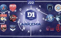 #D1Arkema – les chiffres à connaître avant la 22e journée