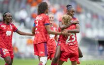 AMOS Women's French Cup - L'OL cartonne face au PSG
