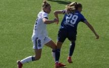 Women's Cup du Grand Est - BORDEAUX peaufine sa préparation face à HOFFENHEIM (0-0, tab 6-5)
