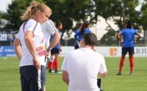 U19 - Trente joueuses en stage pour préparer les qualifications