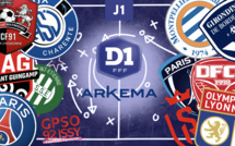 #D1Arkema - Les statistiques de la 1re journée